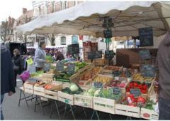 Les marchés de Cosne-sur-Loire
